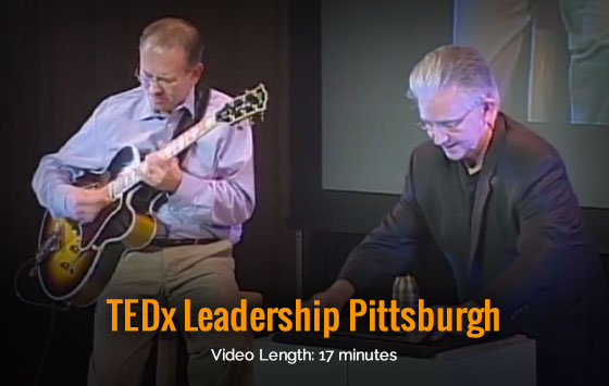 TEDx Leadership Pittsburgh Jazzmagic Video