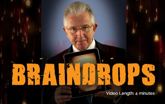 Paul Gertner BRAINDROPS 4 minute demo video
