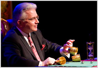 An Evening of Magic and Mind Reading with Paul Gertner