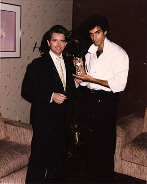 Megastar magician David Copperfield has consulted with Paul for his TV specials.